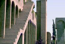 Architects Ricardo Bofill