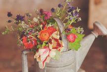 Blomster binding