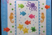 Under the sea quilts
