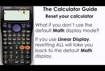 The Calculator Guide / The Calculator Guide shows you how to make the most of using your calculator.