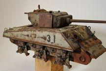 Modely technika 2 válka 1-35