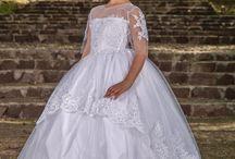 Vestidos de primera comunion / Vestidos de primera comunion de excelente calidad y con los mejores diseños que los encontraras en http://chicdress.com.mx/41-primera-comunion