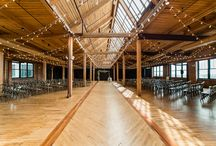 Winter Loft Wedding / Wedding ideas - winter loft wedding