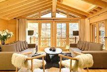 Luxury Ski Chalets / Luxury ski chalets on FlipKey.com! / by FlipKey.com
