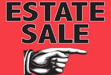 ESTATE SALES! / Our Hosted Estate Sales