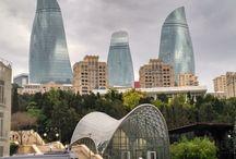 Bakou, Azerbaïdjan / La découverte d'une destination méconnue et qui mérite vraiment le détour. Quelques photos de Baku, la capitale