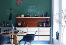 work spaces / by Brittany Gray