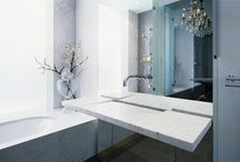 Beautiful bathrooms / Stunning modern bathroom ideas