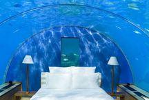 underwater accommodation