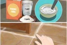 Astuce ménage