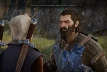 Dragon Age - Blackwall / References for Blackwall cosplay from Dragon Age : Inquisition