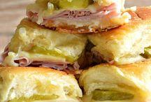 Sandwiches en mass