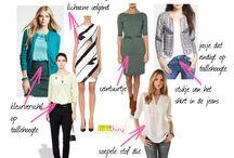 figuurvorm en kledingregels