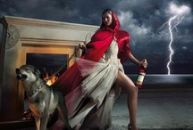 Red Riding Hood / by LiliRock