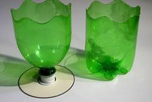 plastic bottles crafts