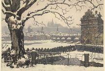Stretti-Zamponi, Jaromír (1882-1959, Czech painter)