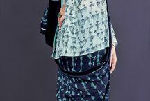 ikkat blouse