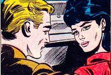 vintaje comic