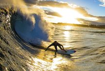 surfing is the key to peace...