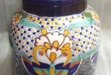 Mexican/Talavera Pottery