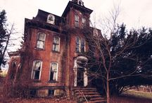 "Haunted Houses / Cool and creepy ""haunted"" houses around the world."
