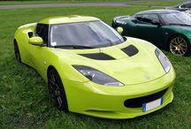 Lotus -Pagani -McLaren