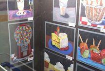 09ART / Aorere Visual Arts Department Year 9 Art Course