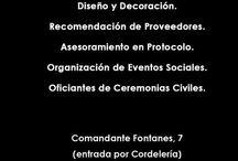 Top Events La Coruña / Organización de bodas y eventos