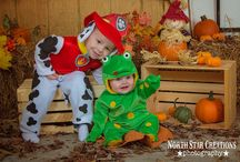 Halloween Mini Sessions / 2015 Halloween Mini Sessions at our studio.
