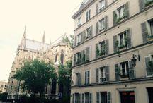 My Paris ™ / The Paris I know, I love and where I live my life.