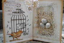 Altered books, Junk journals