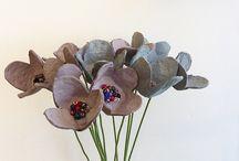 Fleurs oeufs