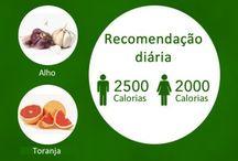 Alimentos/calorias