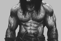 """Conan the BARBARIAN"""