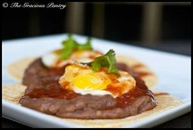 Huevos Rancheros / Great Meatless Monday recipe (and my favorite meal)