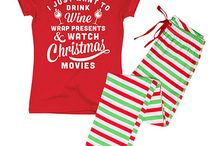 Funny Christmas Pajamas For Adults / Cute, adorable, funny Christmas-themed pajamas for adults. Men and women of all ages will love these cozy PJs not just for Christmas eve and morning, but the whole holiday season.