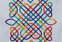 CELTIC Quilts-Broderies-Dessins