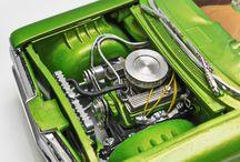 1959 Chevy Impala 1:25