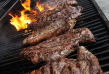 Fire up the GRILL and SMOKER / by Donna Davis