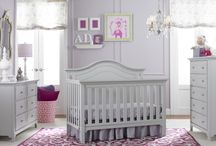 Baby's Room Ideas for Girls and Boys / Ti Amo Nursery Furntiure is smaller scale, big style and value oriented. JPMA Certified