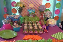 Lalaloopsy birthday party / by Laura Heider