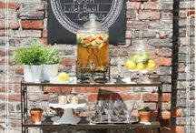 Outdoor entertaining / by Nancy Foytlin