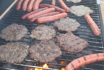BBQ and Grilling. / Here at the farm we are BBQ and Grilling Fools. You name it we love to grill it. Meat, fruit, veggies, desserts and more.