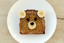 Fun Food for the Littles / by Lori Rehmert