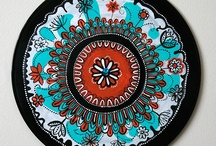 crafts--plates / by Linda Salter