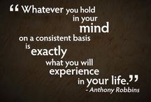 Anthony Robbins / by Barbara Benet