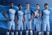 Manchester City Kit 2016/17 / The Official Manchester City 2016/17 kit