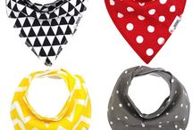 Matimati Baby / Stylish baby bandana drool bibs for all littles
