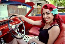 peinados pin up