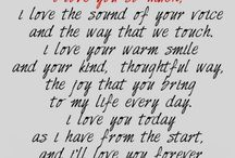To My Babe / I love you
